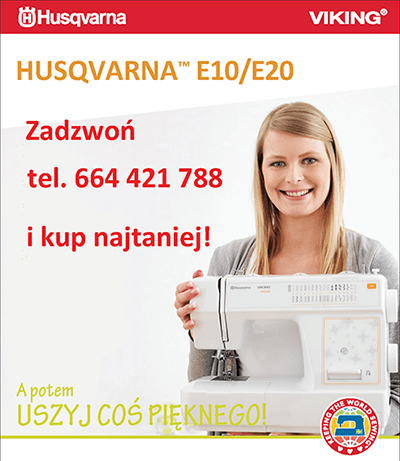 Husqvarna E10_e20_promocja